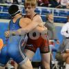 2014 Cadet Greco/Roman Nationals, Fargo, ND<br /> 138 - Cons. Round 4 - Tristan Johnson (Iowa) over Brandon Kui (New Jersey) (Dec 6-4)