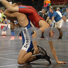 2013 USAW Cadet Freestyle Nationals<br /> 132 - Carter Happel (Iowa) over Robert Lee (Wisconsin) Dec 12-6