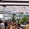 "every sunny saturday and sunday finds many hundreds of Sydney siders converging on the beer garden of the ""Watto Bay"" hotel"