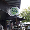 """The Cairns famous """"Rusty's' fruit and vege market.  We did our weekly shop at the market."""