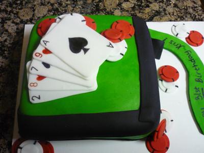 2010 03 - Poker cake (6)