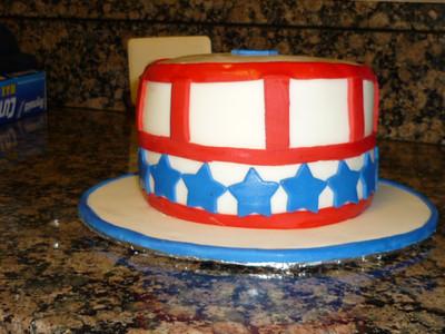 2010 07 - 4th July cake (1)