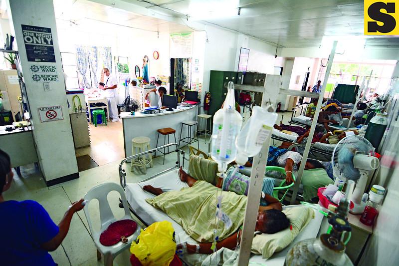 Cebu City Medical Center a year after quake