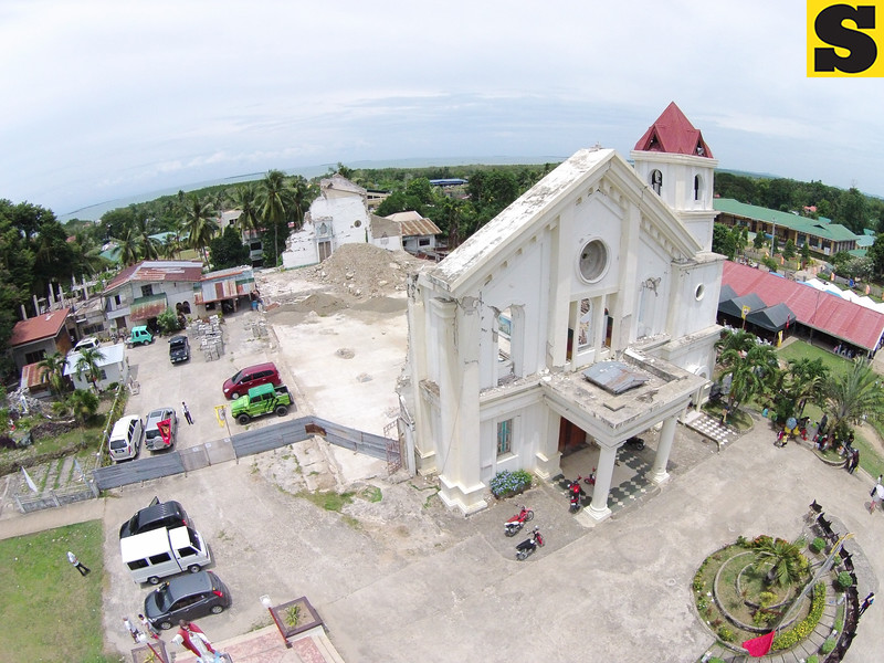 St. Michael the Archangel Church in Clarin, Bohol