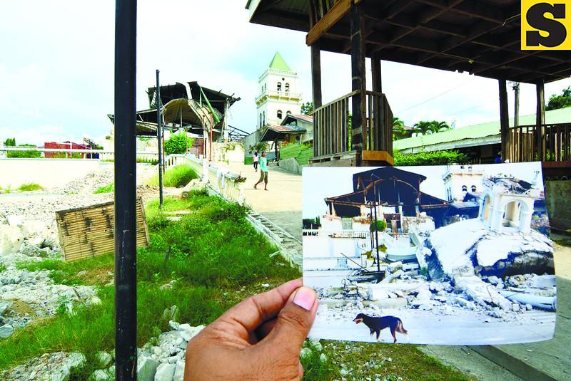 St. Isidore the Laborer Church in Tubigon, Bohol