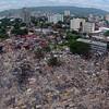 Barangay Lorega fire aftermath