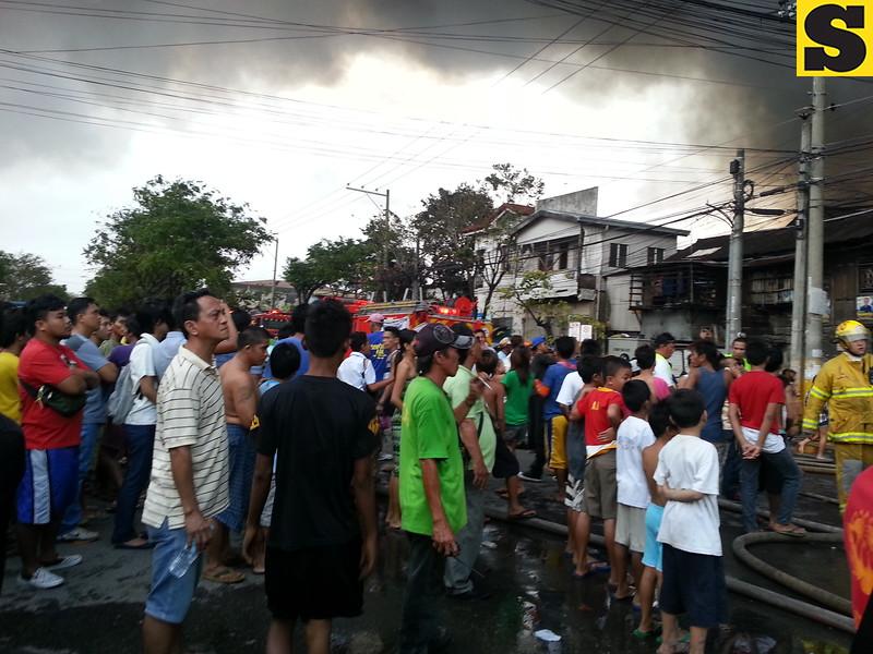 Barangay Lorega, Cebu Fire