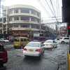 Vehicles heading downtown of Cebu City