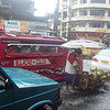 Traffic along Junquera Street in Cebu City