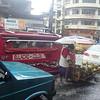 Traffic along Junquera Street in Cebu City