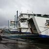 CEBU CITY. Vessels are grounded at the Cebu ports Tuesday as weather bureau raised signal no. 3 in Cebu.