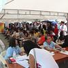 Job fair six months after Typhoon Yolanda