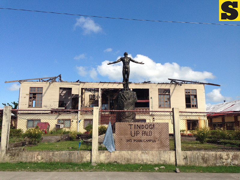 University of the Philippines campus in Palo, Leyte