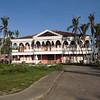 Sto. Nino Shrine in Tacloban City six months after Typhoon Yolanda