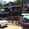 House damaged by Yolanda in Tacloban