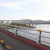San Juanico Bridge in Leyte, Philippines