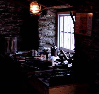 The Head Gardener's Office - Castle Coole, County Fermanagh.