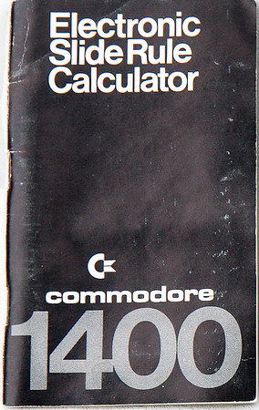 Commodore SR-1400M
