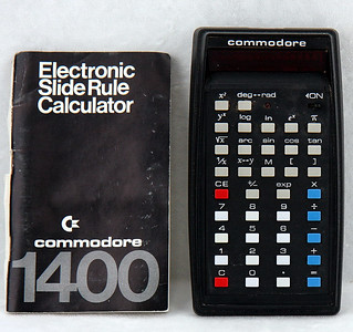 Commodore SR-1400C