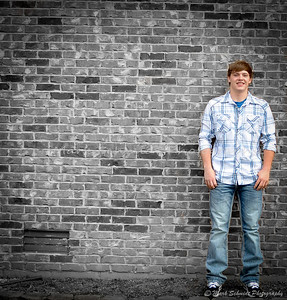 Caleb Cooley's Senior Pics