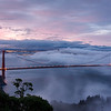 Golden Gate sunrise 1