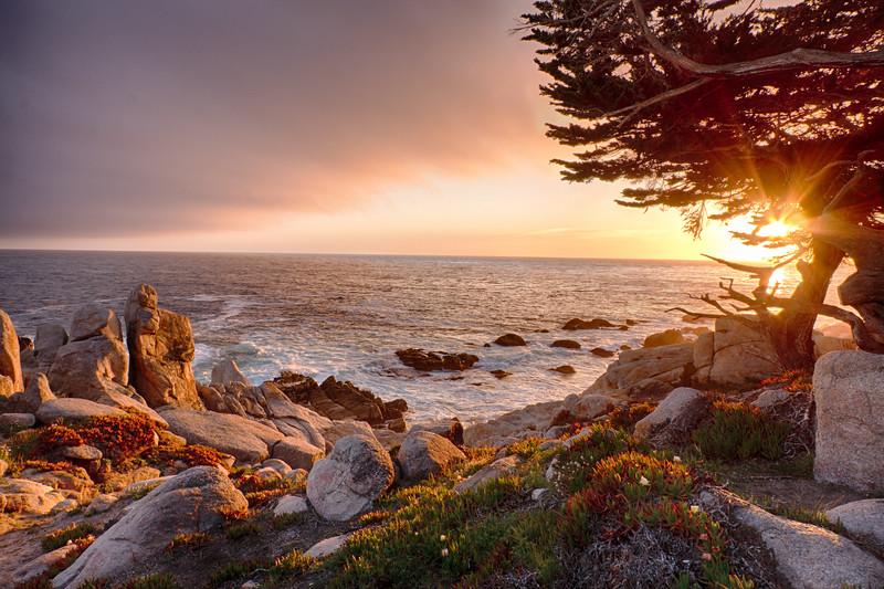 Big Sur sunset 3