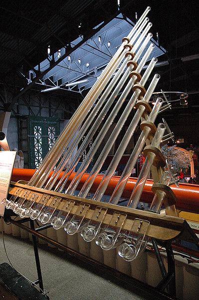 At the Exploratorium, San Francisco, CA