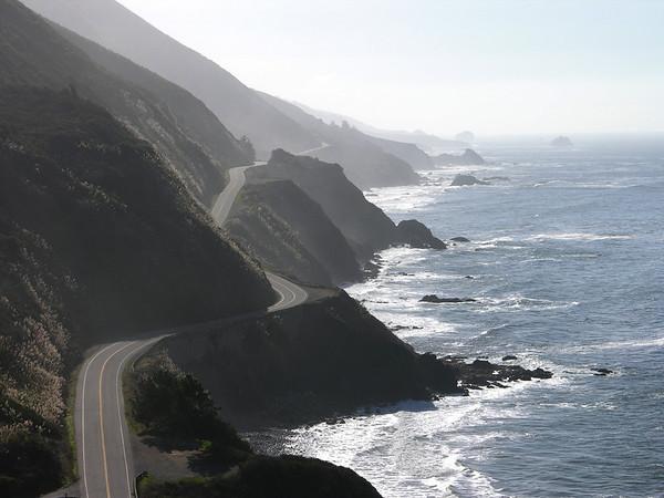 California Coast, November 2004
