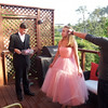 Eliza and Rafael before prom