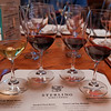 Wine Tasting at Sterling Vineyards