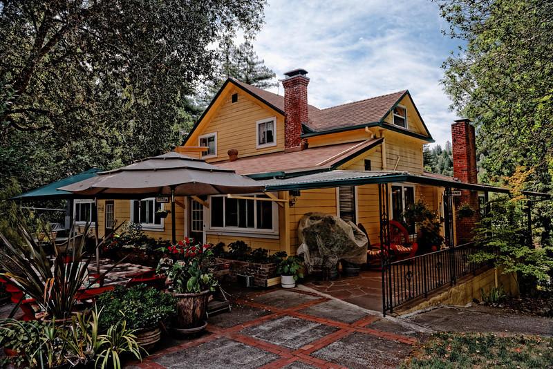 Sonoma Orchid Inn, Guerneville