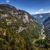 Yosemite Valley Overlook