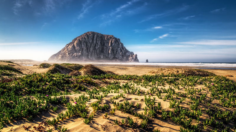 How to Become a Travel Photographer – Northern California. Morro Bay.