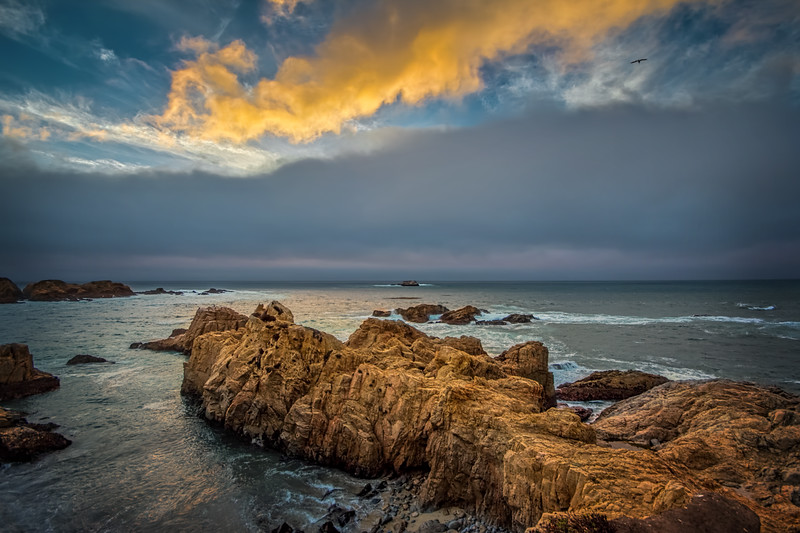 Travel Photography Blog - California. Big Sur. Garrapata State Park
