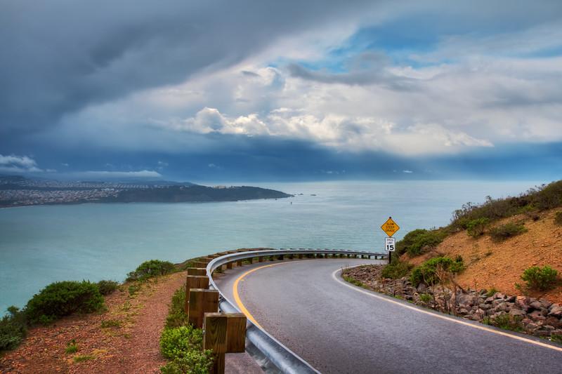 Travel Photography Blog - California. San Francisco. Marin Headlands