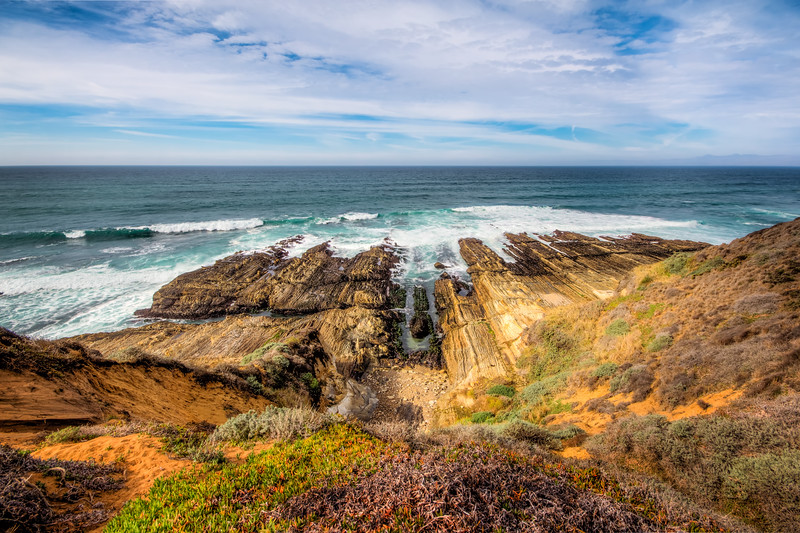 Travel Photography Blog - California. Montana De Oro State Park
