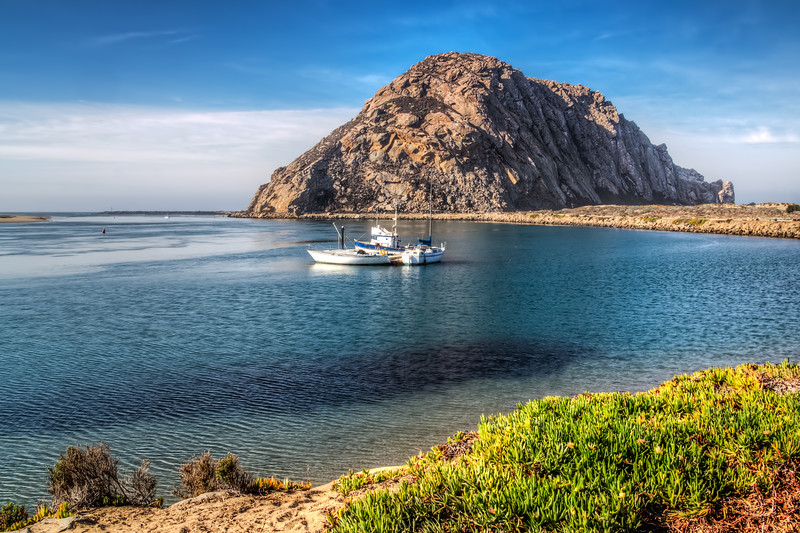 Travel Photography Blog - USA. California. Morro Bay