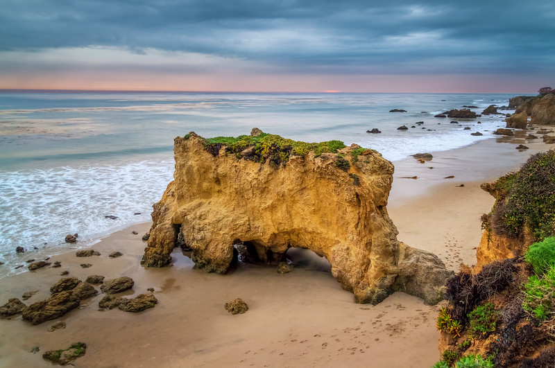 Travel Photography Blog - California. El Matador State Beach