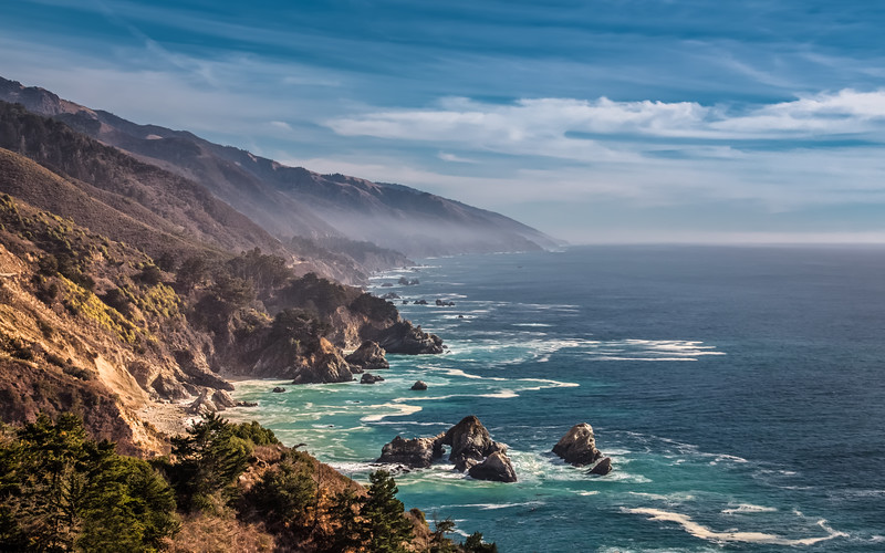 Travel Photography Blog - California. Big Sur