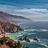 Winter Afternoon in Big Sur (California)