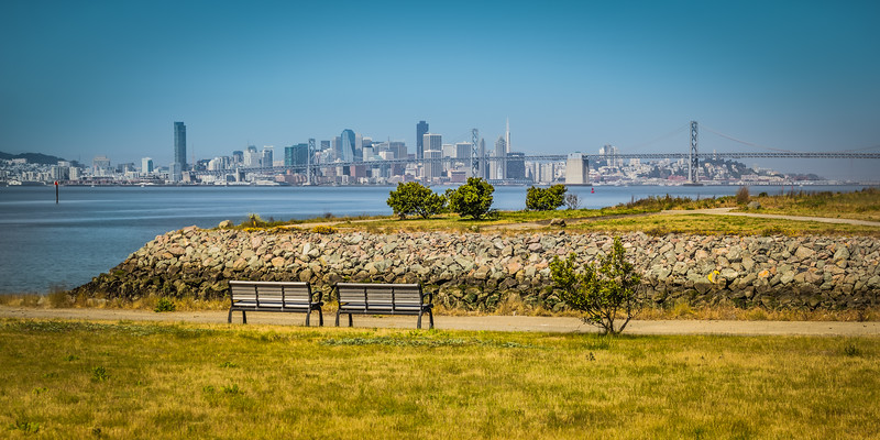 Travel Photography Blog: California. View of San Francisco