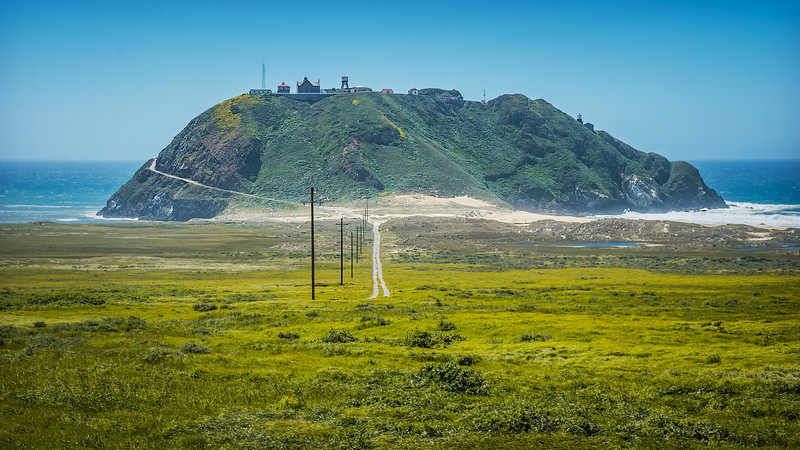 Travel Photography - Big Sur Lightstation (California)