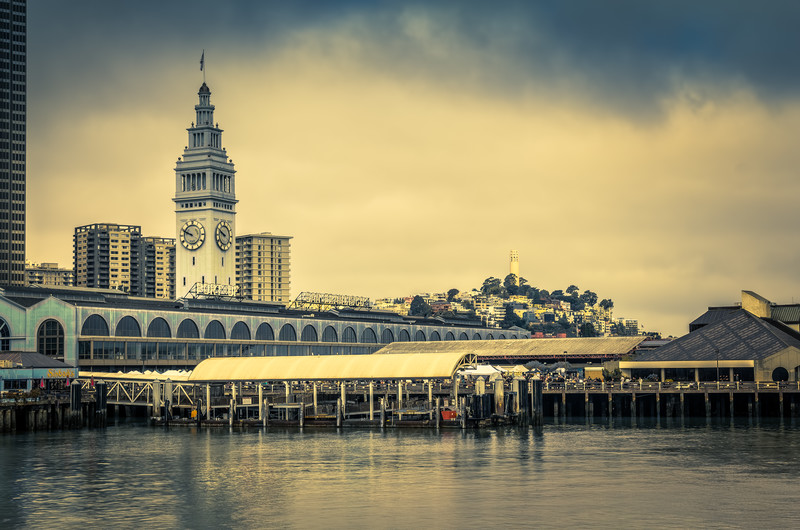 Topaz DeNoise Review - San Francisco
