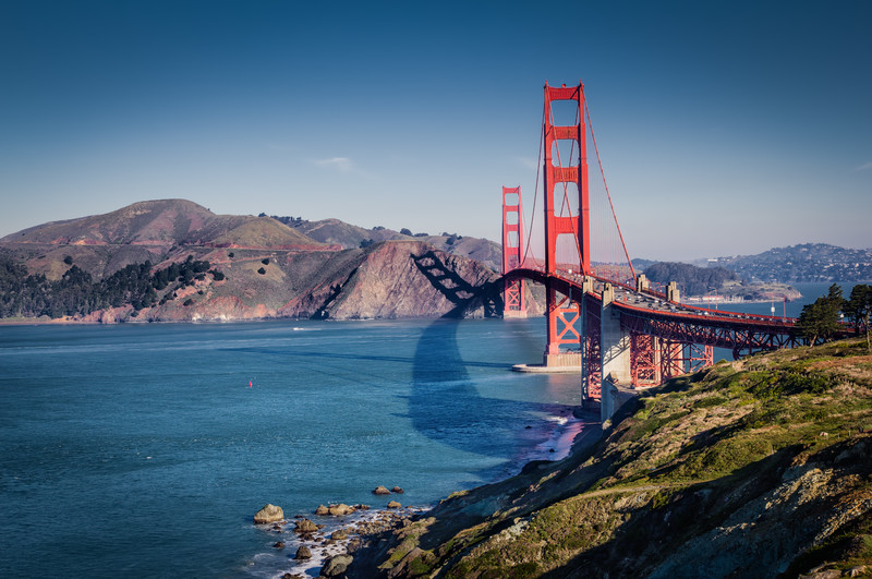 Travel Photography Blog: California. San Francisco. Battery Godfrey
