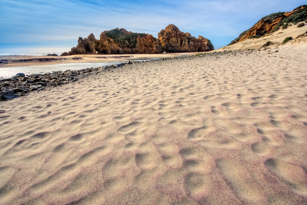 Travel Photography Blog - California. Pfeiffer Beach