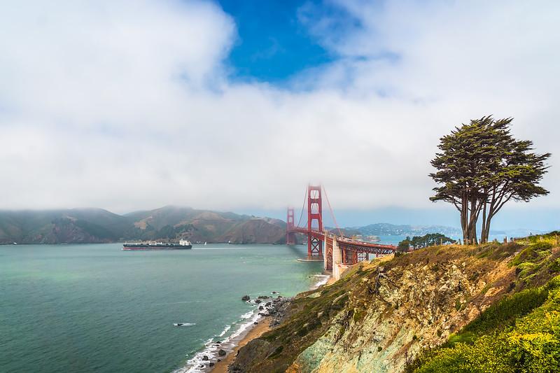 San Fransico Bay View