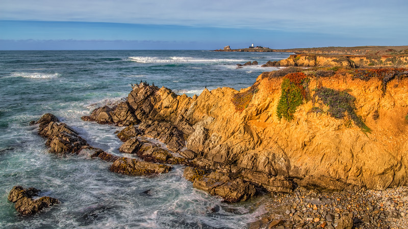 Travel Photography Blog - California. Piedras Blancas Light Station