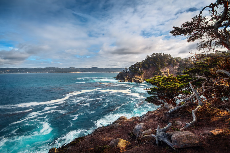 Travel Photography Blog - California. Big Sur. Point Lobos