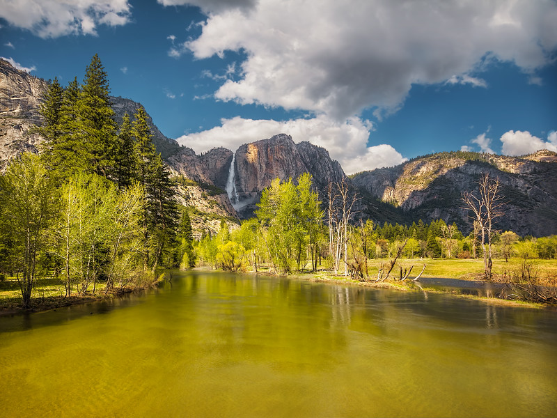 Travel Photography Blog - California. Yosemite National Park