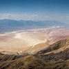 The Death Valley's Dantes View (California)